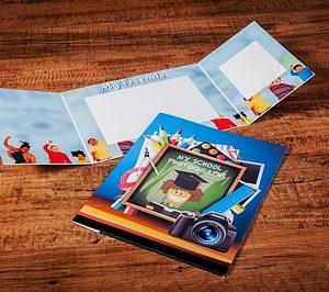 School Photo Trifold Leaflets