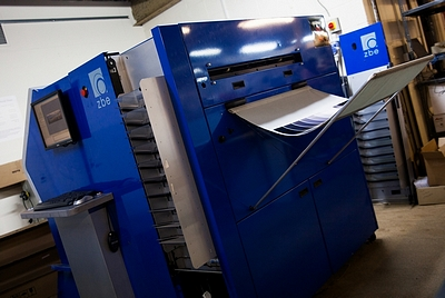 Digital printing lab