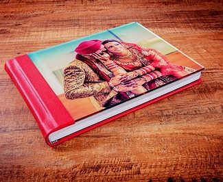 Acrylic Photo Album Covers