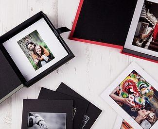 Portfolio & Presentation Photo Boxes