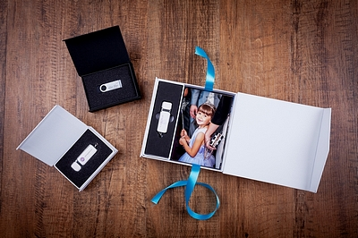 USB Boxes and USB Sticks