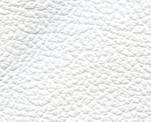 Birch White Faux Leather Photo Album Cover