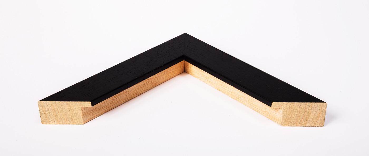 Black Photo Frame F51