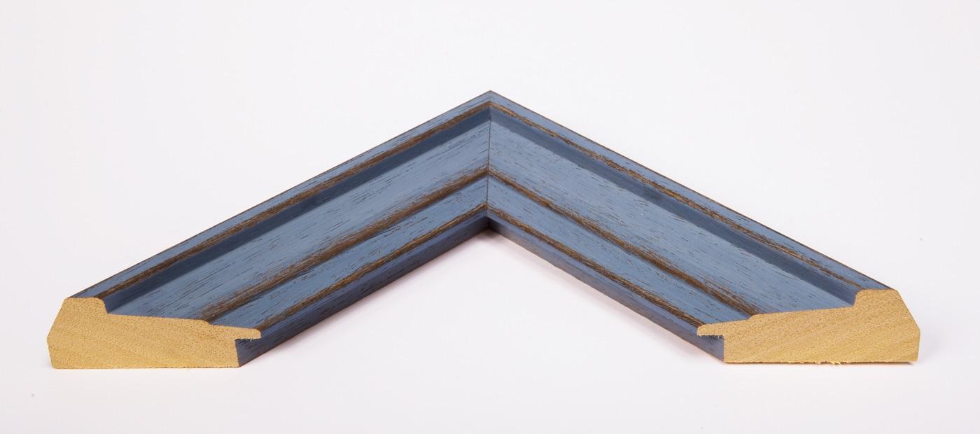 Blue Photo Frame F63