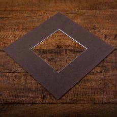 Sepia Mount Board