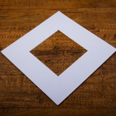 White Mount Board