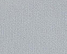 Silver 100% cotton photo album cover