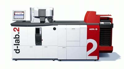 digital lab printers