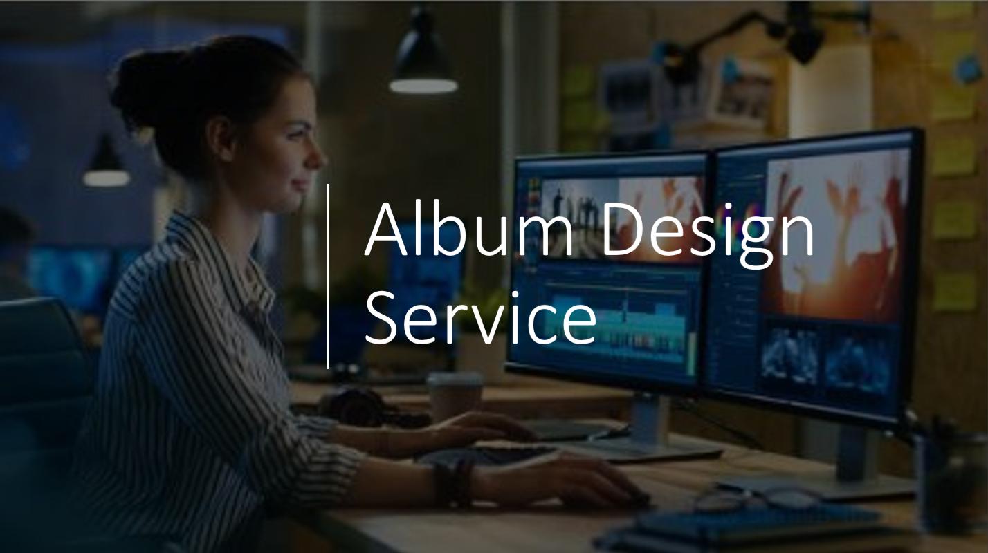 Colorworldimaging Album Design Service