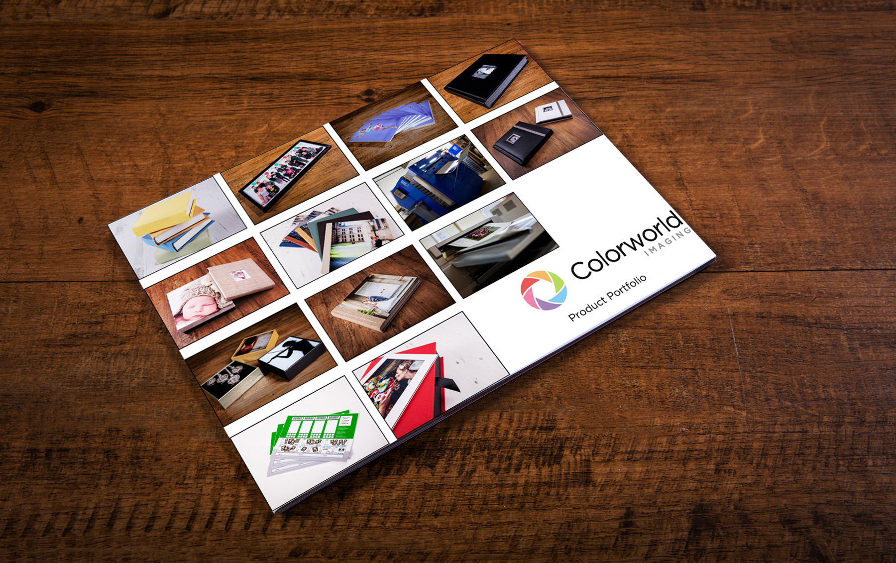 colorwold product brochure